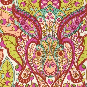 The Hare in Orange Crush